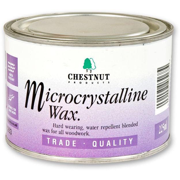 Picture of Chestnut Microcrystalline Wax - 225ml