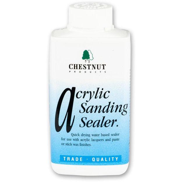 Picture of Chestnut Acrylic Sanding Sealer - 1 Litre