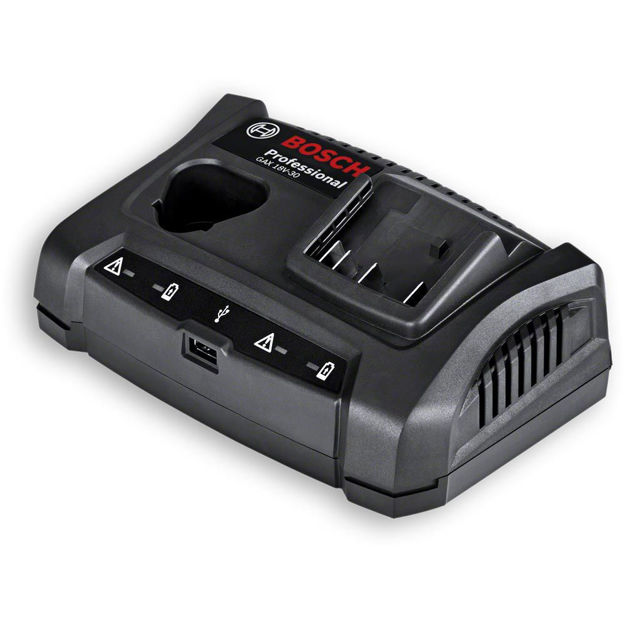 Picture of Bosch GAX18v-30 Dual Charging Bay - 10.8-18v 1600A011AA