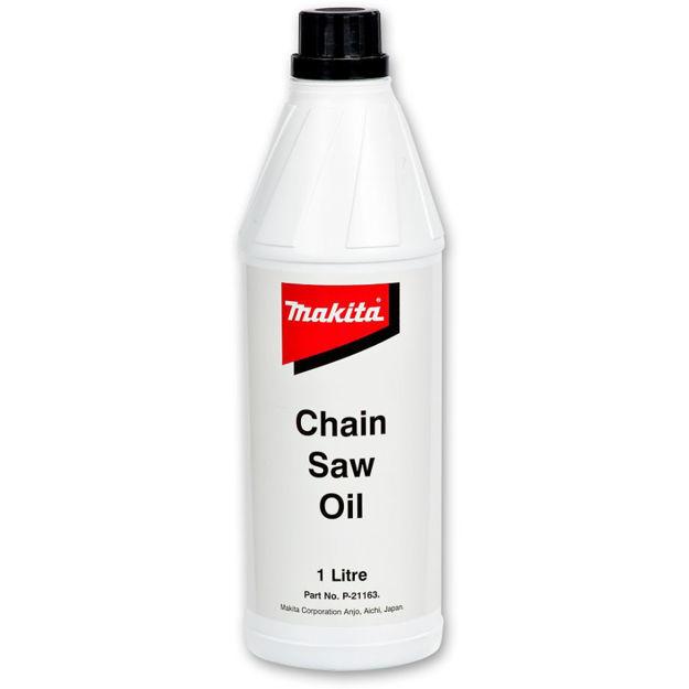 Picture of Makita Chainsaw Oil - 1l P-21163